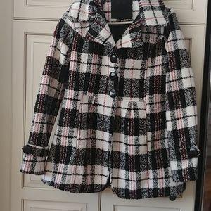 Joujou Women's coat NWOT